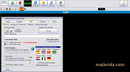 ICafe Client image 3