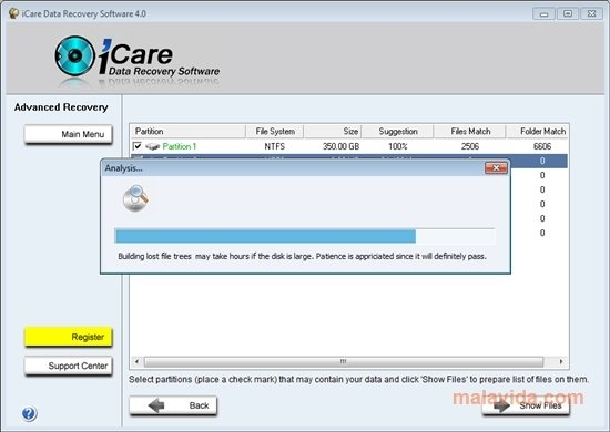 iCare Data Recovery 5 4 - Download for PC Free