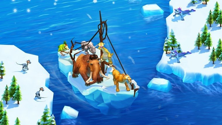 Ice Age Adventures image 5
