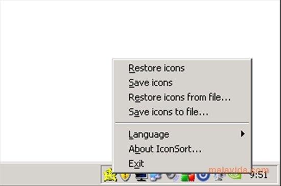 IconSort image 4
