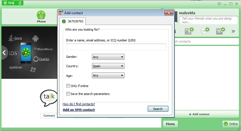 ICQ 10 0 12371 - Download for PC Free