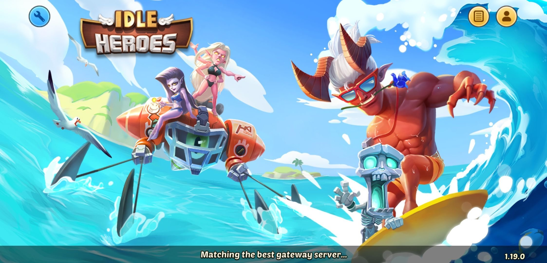 Idle Heroes 1 19 0 p3 - Download for Android APK Free