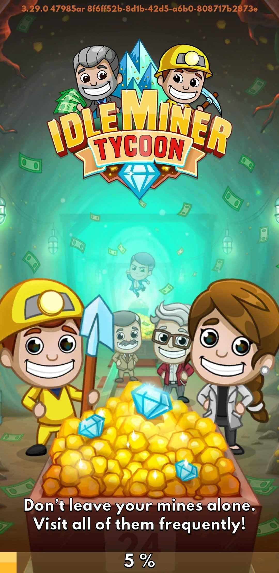 Idle Miner Tycoon 2 57 1 - Download for Android APK Free