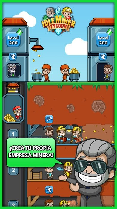 Idle Miner Tycoon iPhone image 5