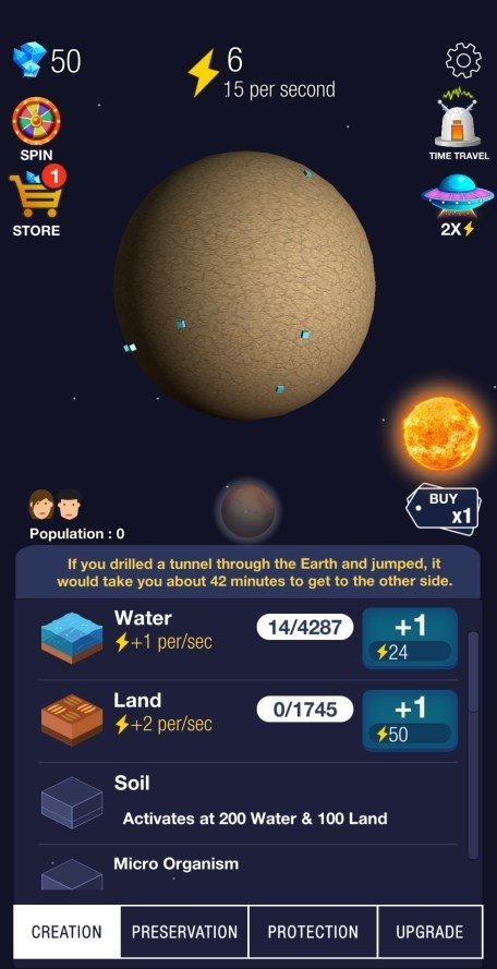 Idle World 2 5 - Download for Android APK Free