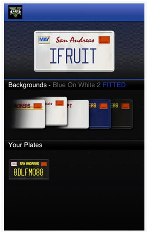 Grand Theft Auto: iFruit iPhone image 4