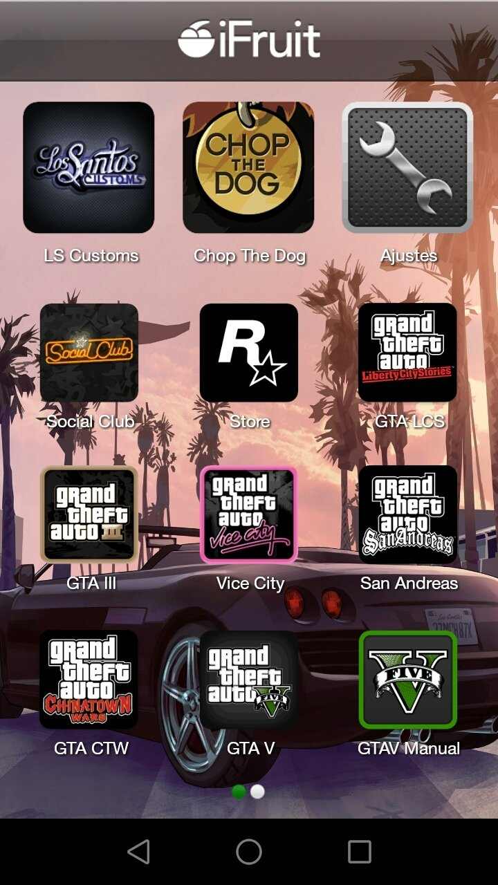 Screenshots for Grand Theft Auto: iFruit