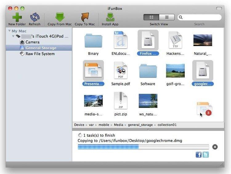 iFunBox Mac image 2