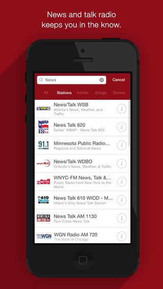iHeartRadio - Download for iPhone Free