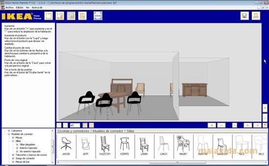 IKEA Home Planner 2.0.3 - Download per PC Gratis