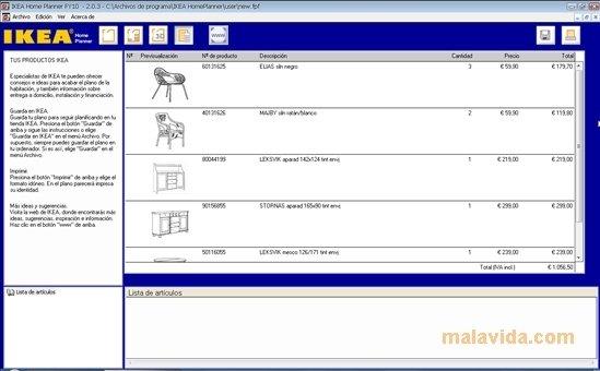 Ikea home planner download gratis for Ikea home planner italiano