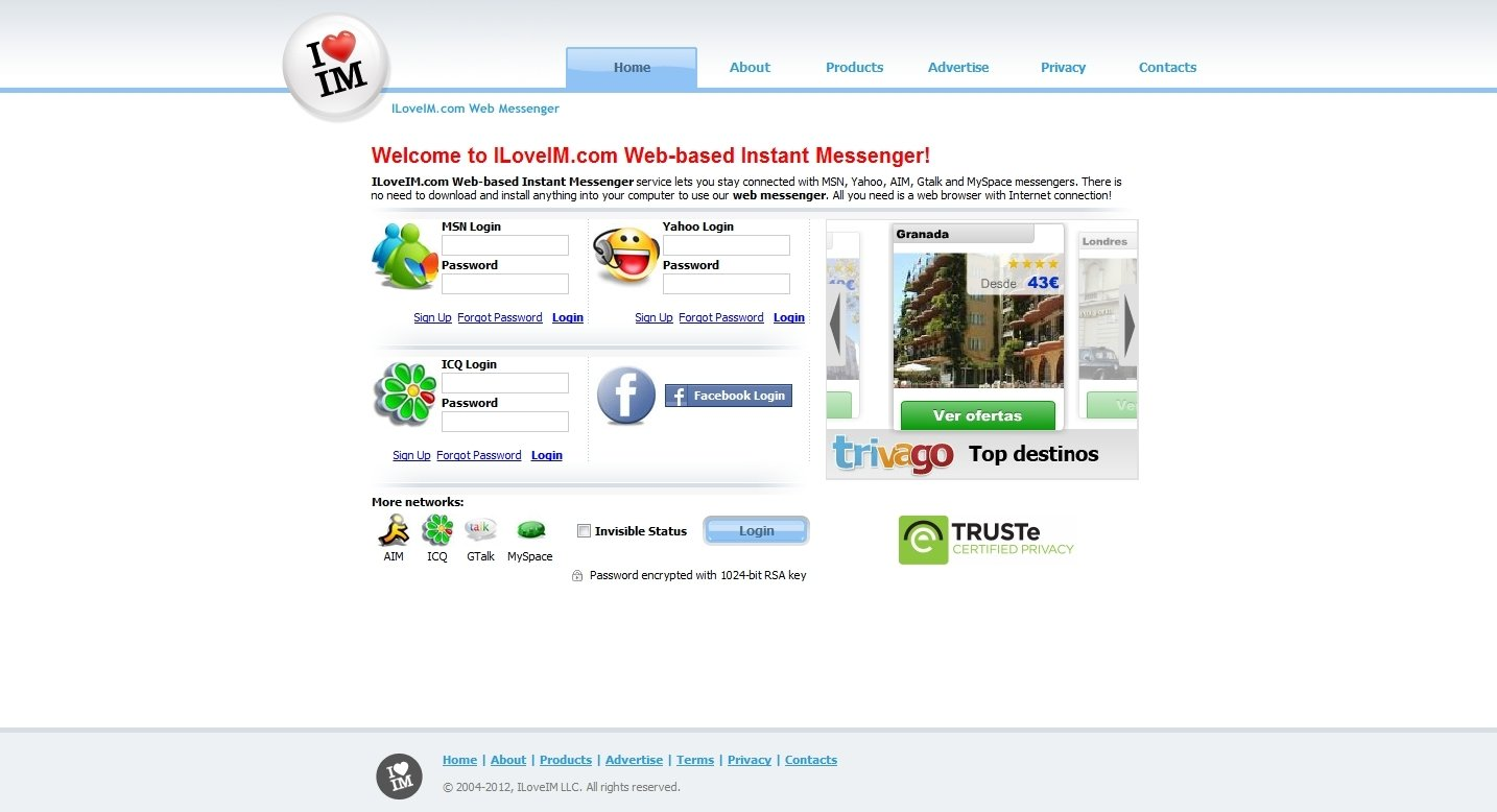 ILoveIM Online (English) - Free