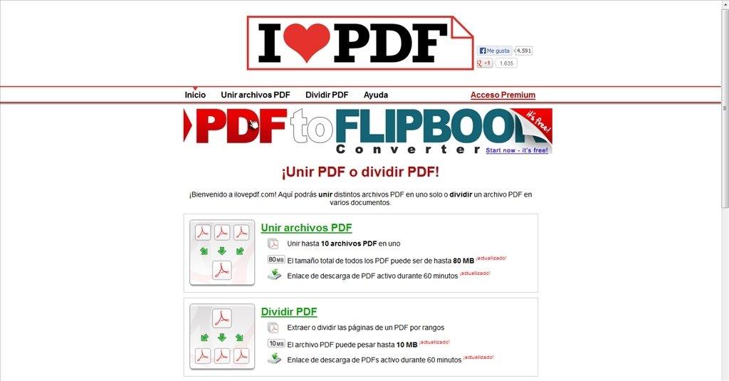ilovepdf Webapps image 4