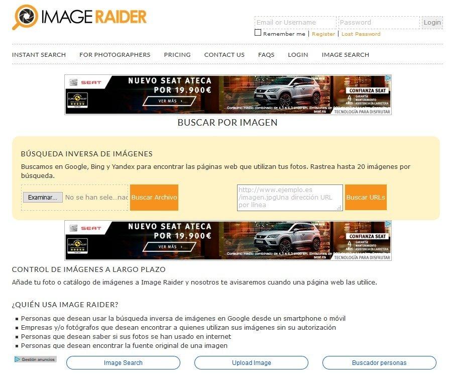 Image Raider Webapps image 2