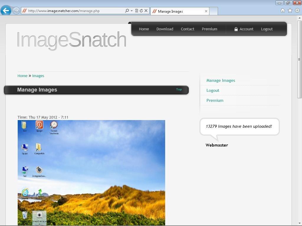 Image Snatcher
