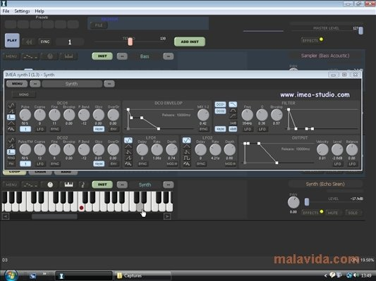 IMEA Sequencer image 6