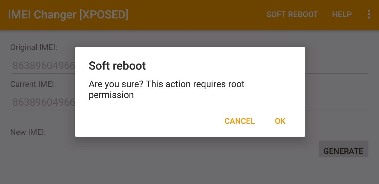 IMEI Changer 1 7 - Baixar para Android APK Grátis