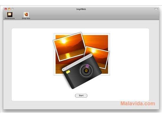 Img4Web Mac image 5