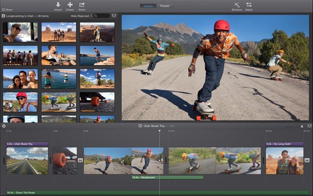 iMovie Update Mac image 4