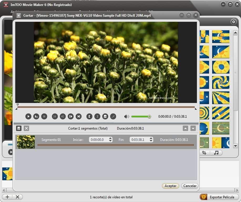 Imtoo Movie Maker 6 6 0 Download For Pc Free