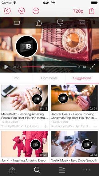 iMusic iPhone image 5
