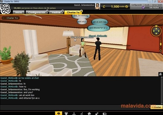 Imvu 537 0 Download For Pc Free