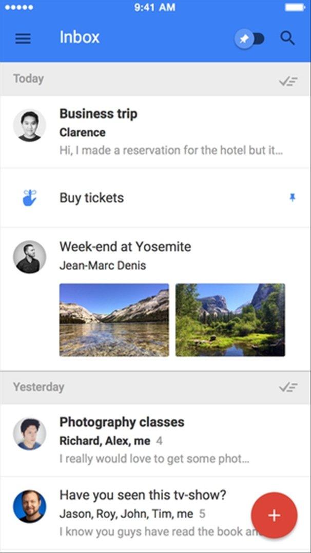 Inbox iPhone image 5