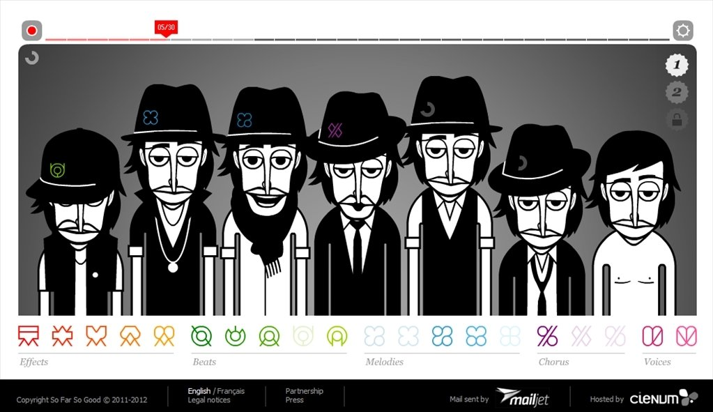 Game Play - Incredibox