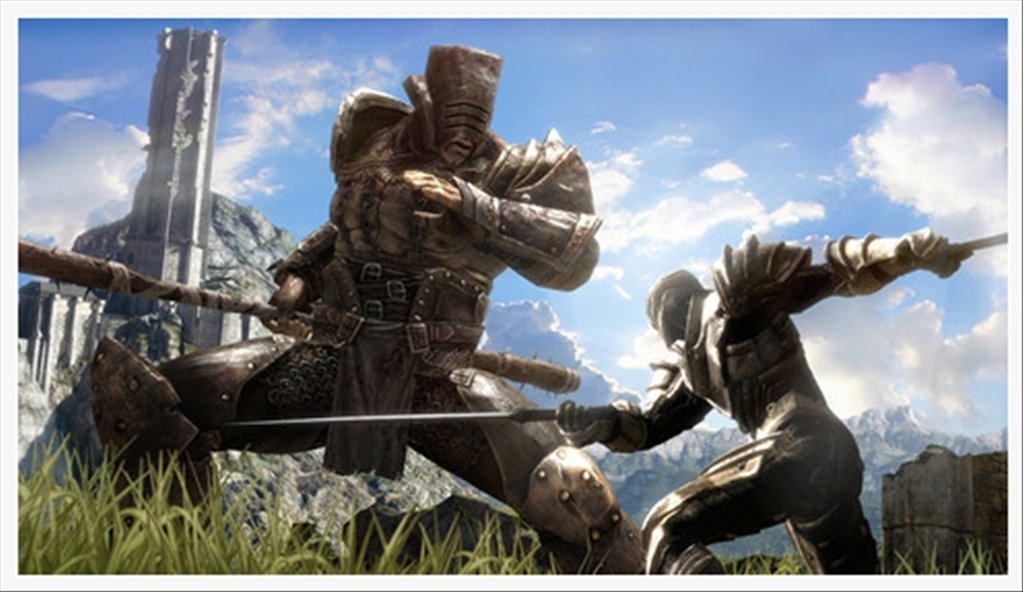 Infinity blade saga apk android | review gameplay download youtube.