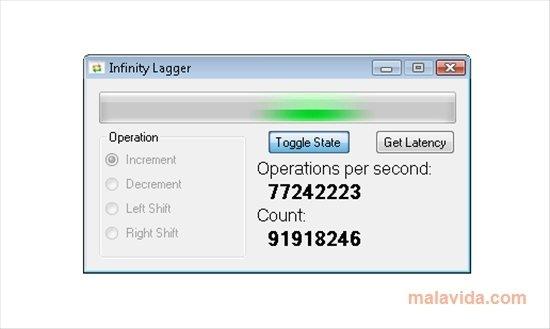 Infinity Lagger image 2