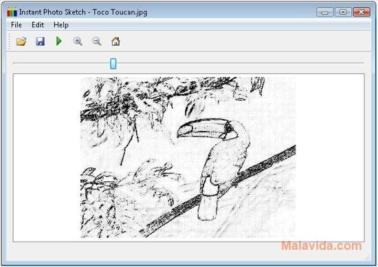 Instant Photo Sketch image 4