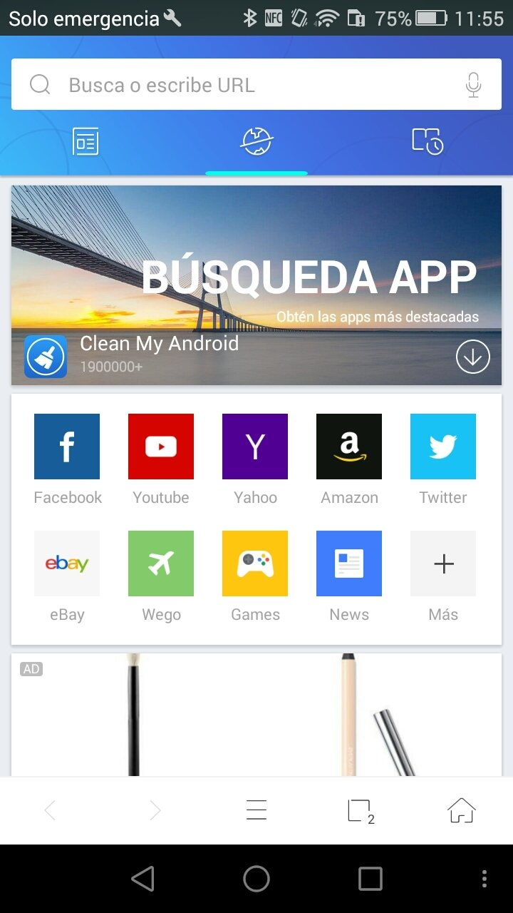 Internet Browser Android image 7
