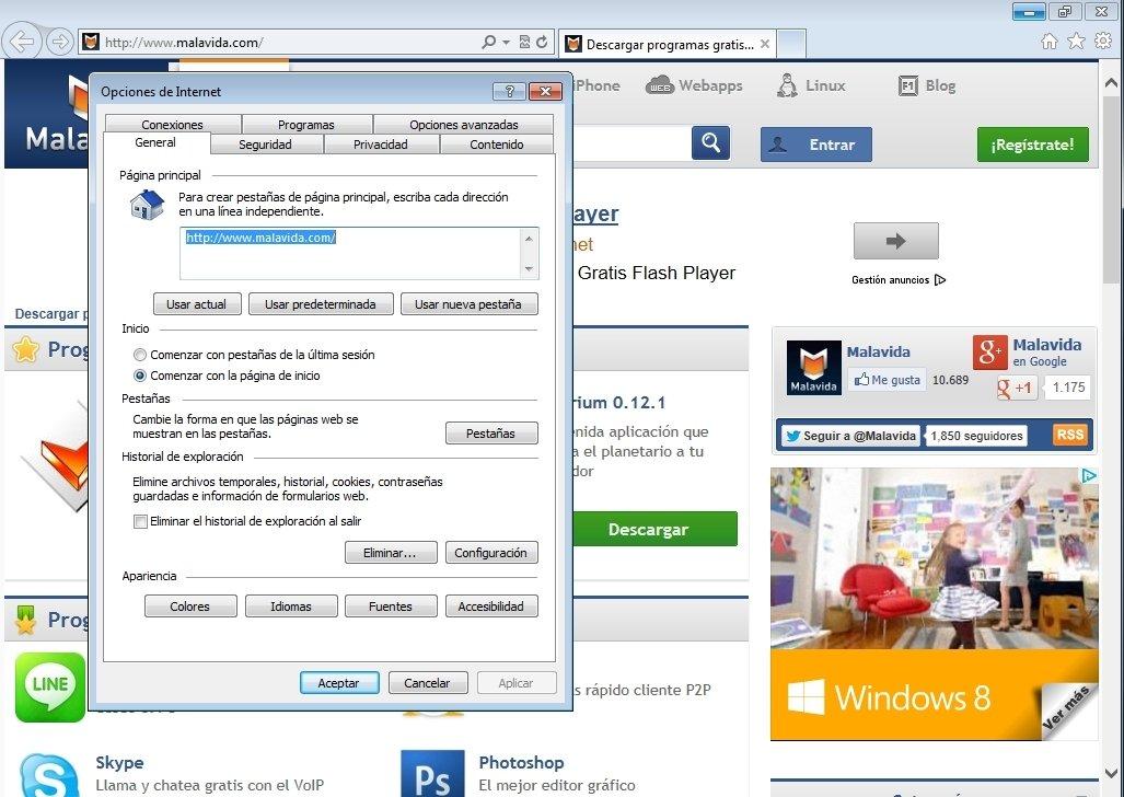 Internet Explorer 10 - Download for PC Free