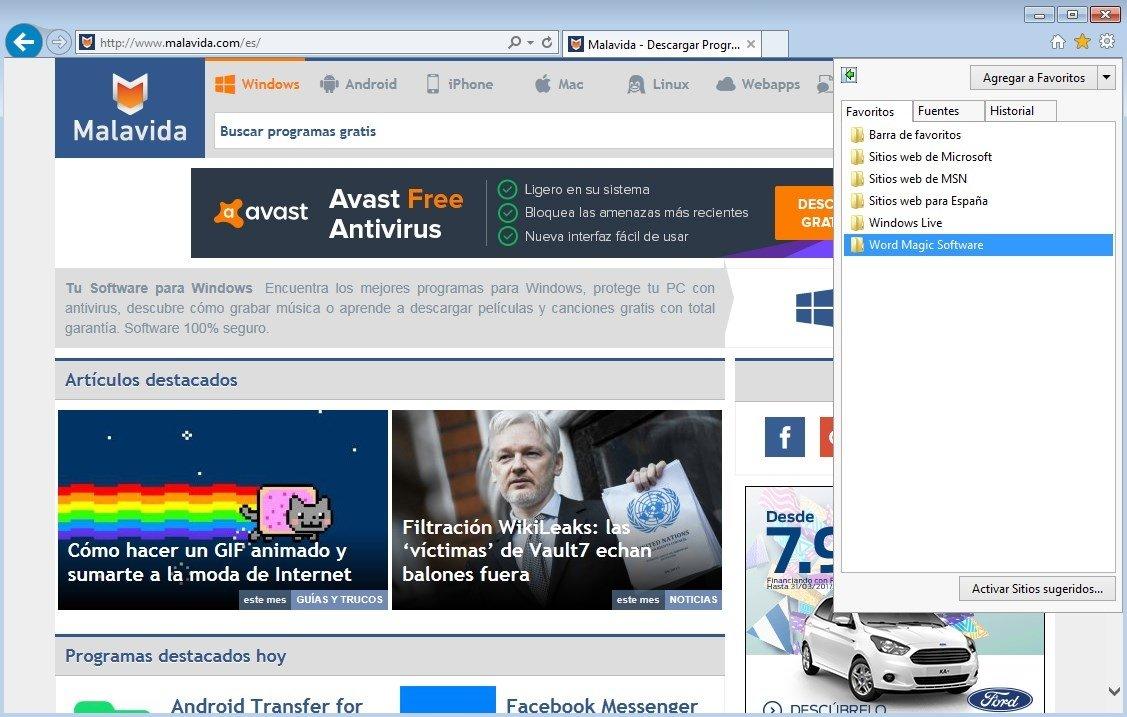 Como actualizar internet explorer 11