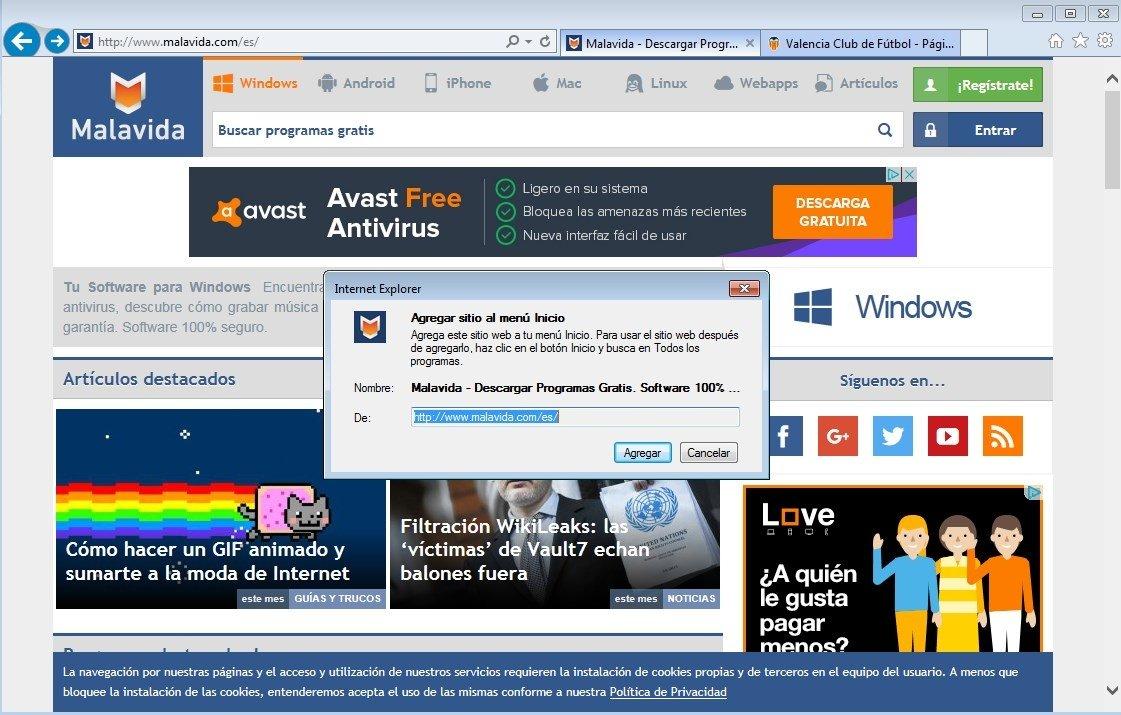 internet explorer 11 download for mac