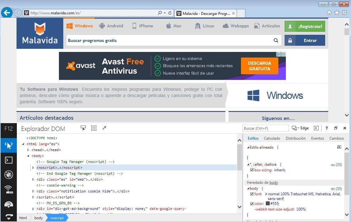 descargar internet explorer 11 para windows 8 64 bits español
