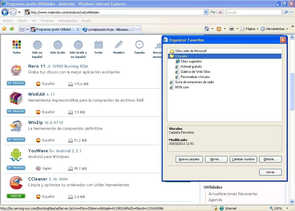 Internet explorer change default download location windows 7.