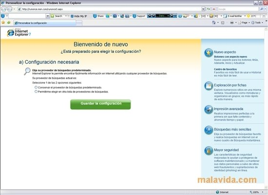 Download Ie7 Standalone