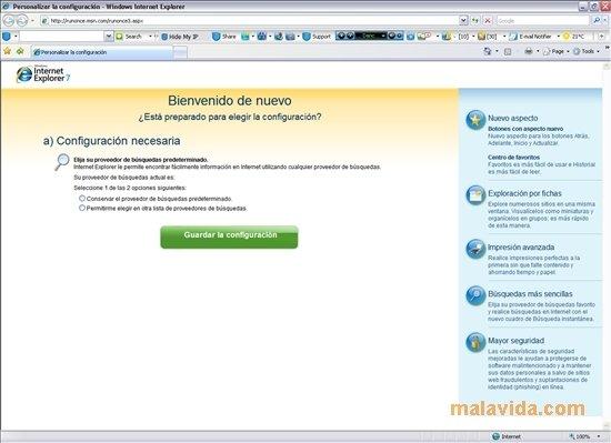 Internet Explorer 7 Standalone image 3