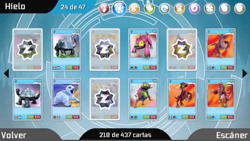 Invizimals iPhone image 4