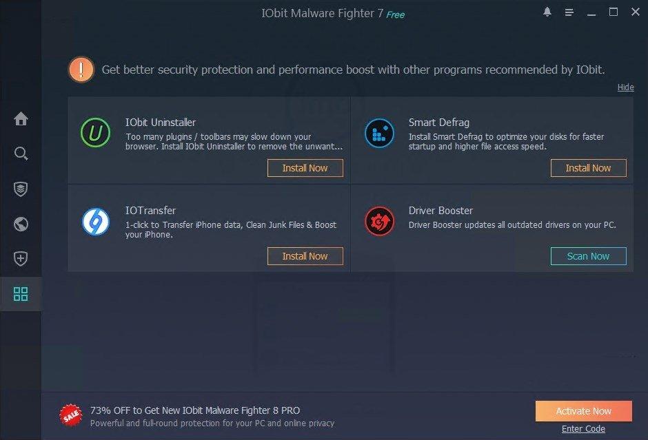 Descargar Iobit Malware Fighter 6 0 2 Gratis En Espa 241 Ol