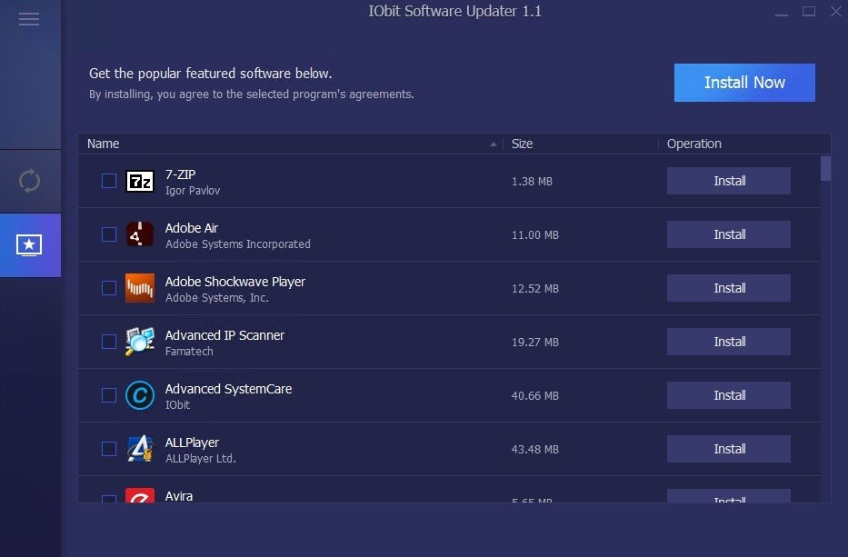 Iobit Software Updater 2 0 1 2540 Download For Pc Free
