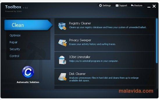 IObit Toolbox image 5