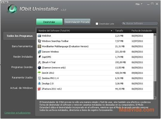 IObit Uninstaller image 4