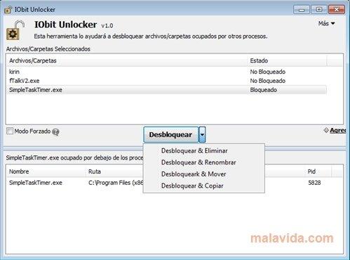 IObit Unlocker image 4