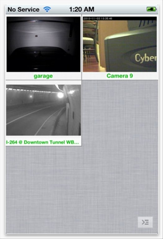 IP Cam Viewer iPhone image 4