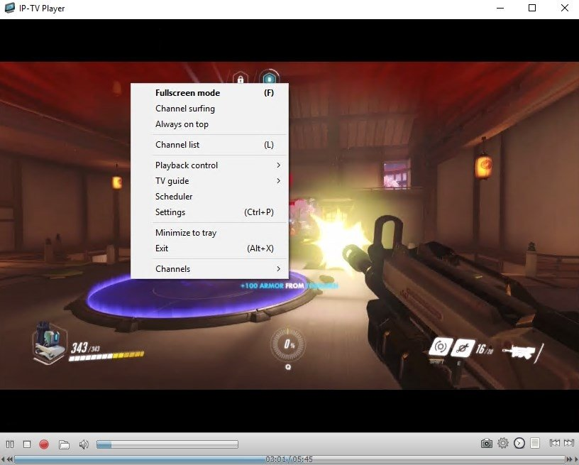 IP-TV Player 49 4 - Download for PC Free