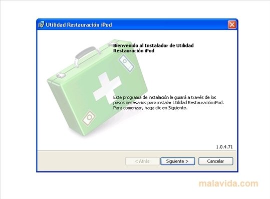iPod Reset Utility image 3