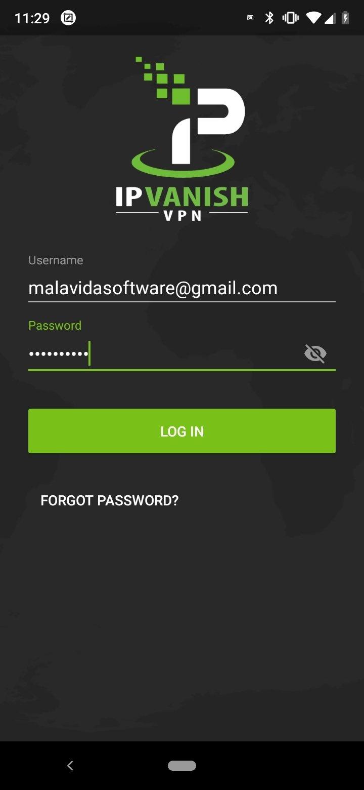 IPVanish VPN 3 4 1 46735 - Download for Android APK Free