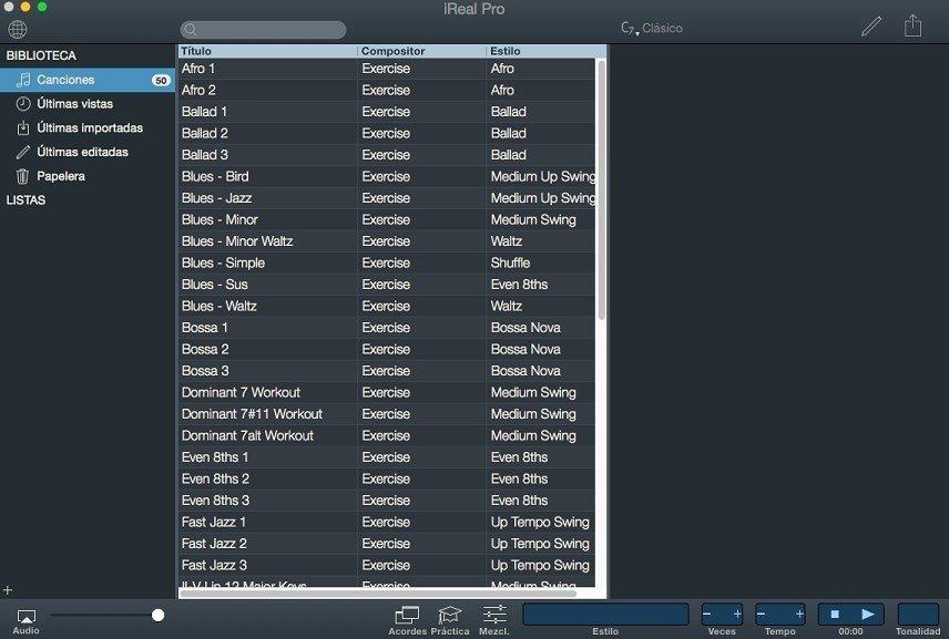 iReal Pro Mac image 6